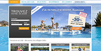 Dvouvrez le site Villages Clubs